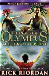 Heroes Of Olympus : The Son Of Neptune (2)