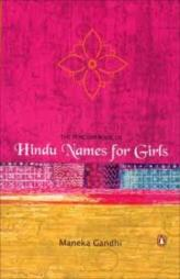 Hindu Names For Girls