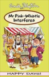 Mr Pink - Whistle Interferes