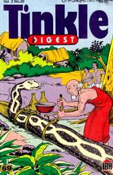 Tinkle - Digest No - 20(Vol-2)