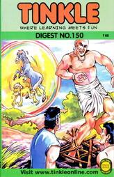 Tinkle - Digest No - 150