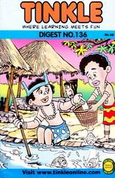 Tinkle - Digest No - 136