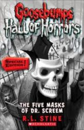 Goosebumps Hall Of Horrors : The Five Masks Of Dr. Screem
