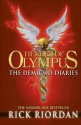 The Demigod Diaries (2)