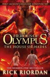 Heroes of Olympus : The House Of Hades (4)