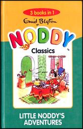 Noddy 3 in 1 - Little Noddy'S Adventures