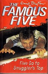 The Famous Five -Five Go To Smugglers Top