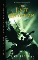 Percy Jackson and the last olympian (5)