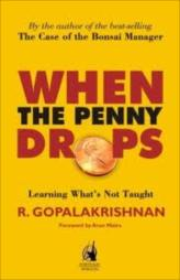 When The Penny Drops - Learning What's Not Thought