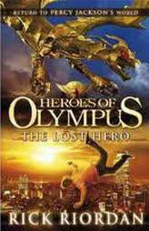 Heroes Of Olympus : The Lost Hero (1)