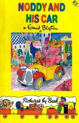 Noddy And His Car