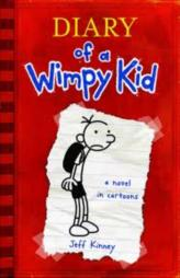 Diary of a Wimpy Kid : A Novel In Cartoons (1)
