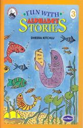 Fun With Alphabet Stories - I to L