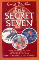 3 in 1 -  Shock For , Look Out  and Fun For The Secret Seven (13,14,15)