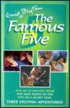 The Famous Five: Five Go The Mystery Moor,Five Have Plenty Of Fun,Five On A Secret Trial