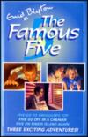 The Famous Five: Five Go To Smuggler'Stop,Five Go Off In A Caravan,Five On Kirren Island Again
